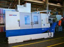 2006 #DMV6030 DOOSAN CNC VERTIC