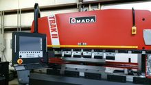 AMADA MODEL RG 80/TRAK II PRESS