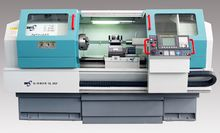 NEW DALIAN CNC FLAT-BED LATHE M