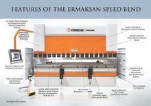 Ermak Hydraulic Press Brake Mod