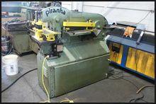 1995 Piranha Hydraulic Ironwork