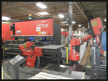 2001 Amada Robotic Bending Cell