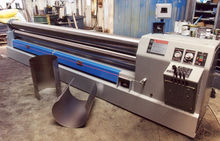 WDM Bending Roll, Initial Pinch