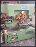 1989 Mubea Hydraulic Ironworker