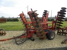 1995 Souchu Pinet Disc harrow