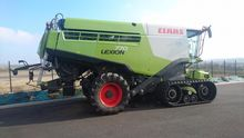 2014 Claas M.B LEXION 770 TT Co