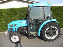 2001 Landini REX 65V Vineyard t