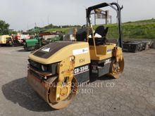 2003 CATERPILLAR CB-334D