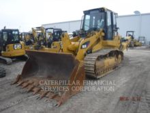 Used Crawler Loaders for sale  Caterpillar and John Deere