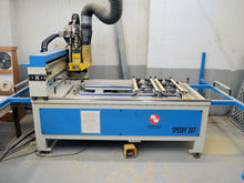 2001 MASTERWOOD SPEEDY 207 CNC