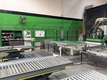 2012 BIESSE SKIPPER 100 CNC MAC