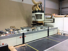SCMI ROUTECH RECORD 110 CNC MAC