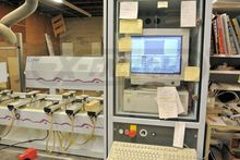 2002 WEEKE BHC 250 CNC MACHININ