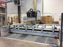 2004 HOMAG BAZ 322 CNC MACHININ