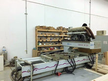 1997 WEEKE BP-150 CNC MACHINING