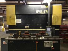 2000 TOYOKOKI HYB-175 PRESS BRA