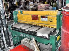 Used WYSONG 1252 SHE
