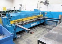 Used WYSONG 1025 SHE