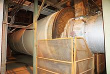 MEC 10X35 DRYER (ROTARY DRUM) [
