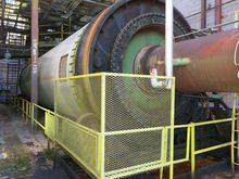 MEC 10X40 DRYER (ROTARY DRUM) [