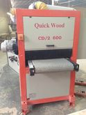 2008 QUICKWOOD CD2-600 SEALER/D