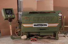 2002 MATTISON 86 PLC ROTARY TUR