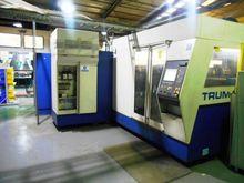 2004 TRUMPF L4050 CNC LASER CUT