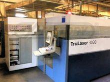 2011 TRUMPF L3030 CNC LASER - C