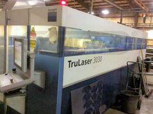 2012 TRUMPF L3030 CNC LASER - C
