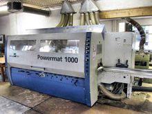 2007 WEINIG POWERMAT 1000/024 M