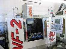 1999 HAAS VF-2 VERTICAL MACHINI
