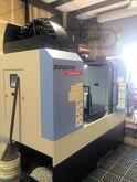 2013 DOOSAN DNM 400 MACHINING C
