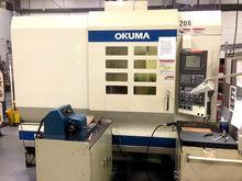 Used 2002 OKUMA MC-V