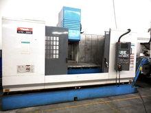 2001 MAZAK VTC-300C MACHINING C