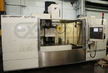 2008 SHARP SV-6030 MACHINING CE
