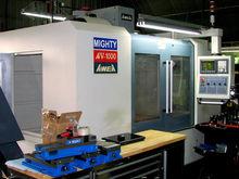 2008 AWEA AV-1000 VERTICAL MACH