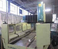 1998 KURAKI KMV-130 BRIDGE MILL