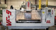 1997 HAAS VF-9 MACHINING CENTER
