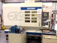 2002 OKUMA MC-V4020 MACHINING C