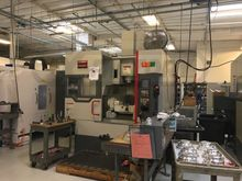 2011 QUASER MF-400 MACHINING CE
