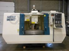 2001 HARDINGE VMC800II MACHININ