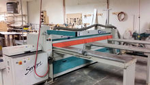 GIBEN SMART 65 MANUAL PANEL SAW