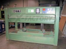 1981 OTT STABIL HOT/COLD PRESS