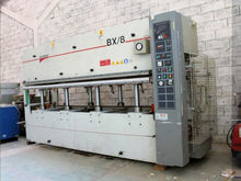 2000 ITALPRESSE BX/8 HOT PRESS