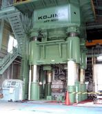 2008 KOJIMA 9000 TON PRESS (FOR