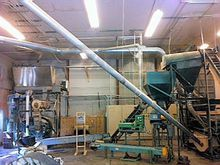SPROUT 1.5 TPH PELLET MFG MILL