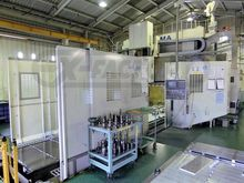 2003 OKUMA MCR-B11 5-AXIS CNC R