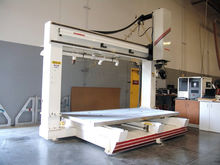 1999 THERMWOOD C 67 5-AXIS CNC
