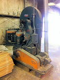 1960 TRI-STATE T-36-4 BAND SAW