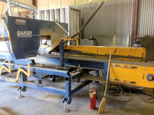 2011 BAKER DX BAND SAW (HORIZON
